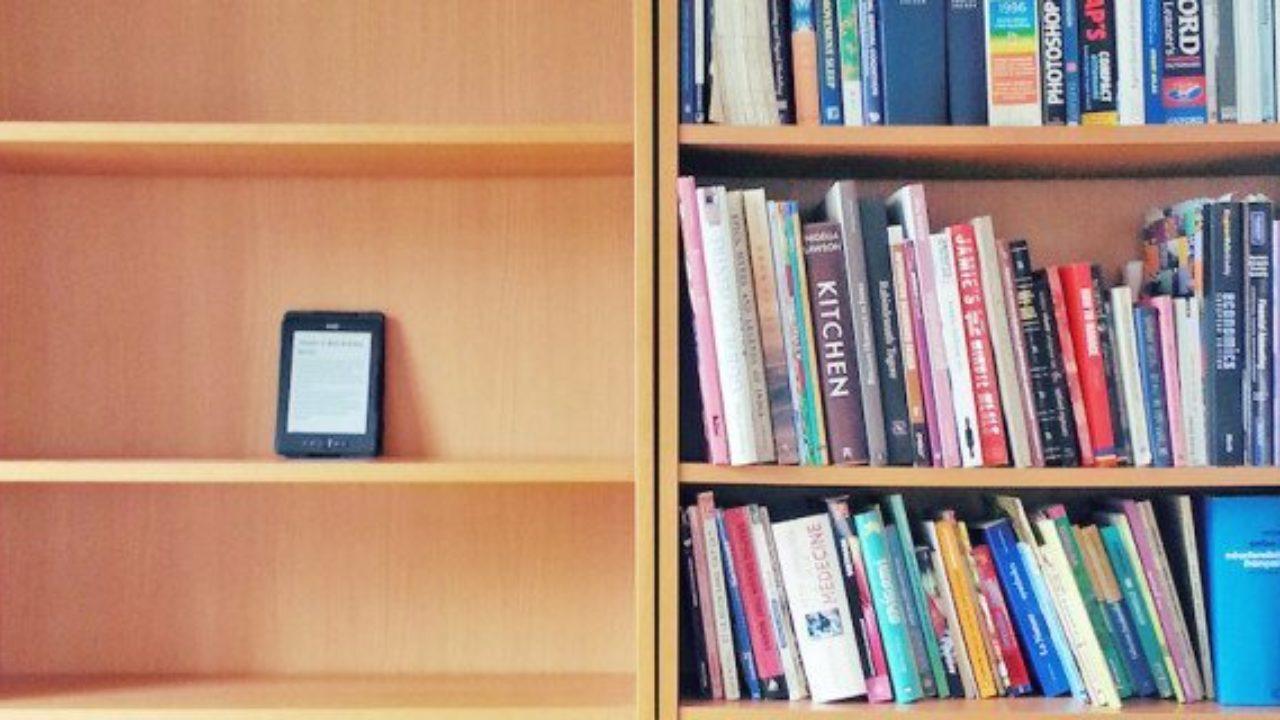 La diffusione degli eBook: com'è la salute dei libri digitali? thumbnail