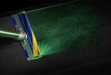 dyson v15 laser aspirapolvere