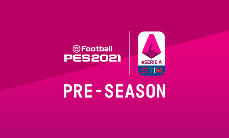 eSerie A TIM eFootball PES 2021