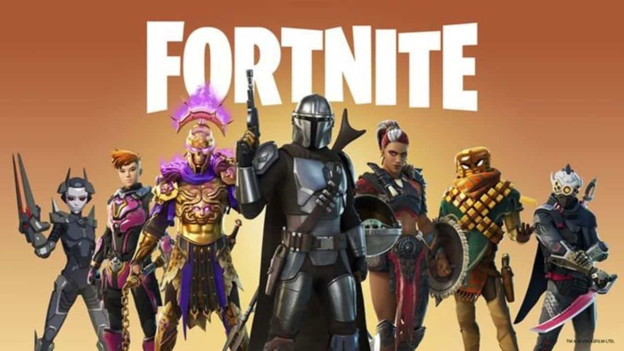 Epic Games e IIDEA - Fortnite