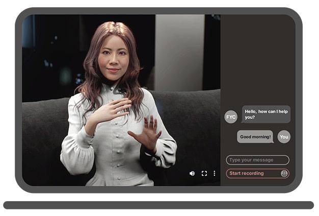 esseri umani digitali avatar assistente virtual-min