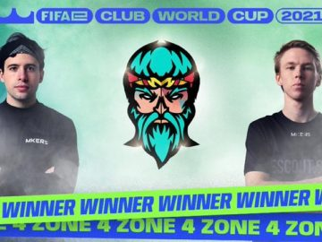 fifa eclub world cup vincitore team italiano Mkers