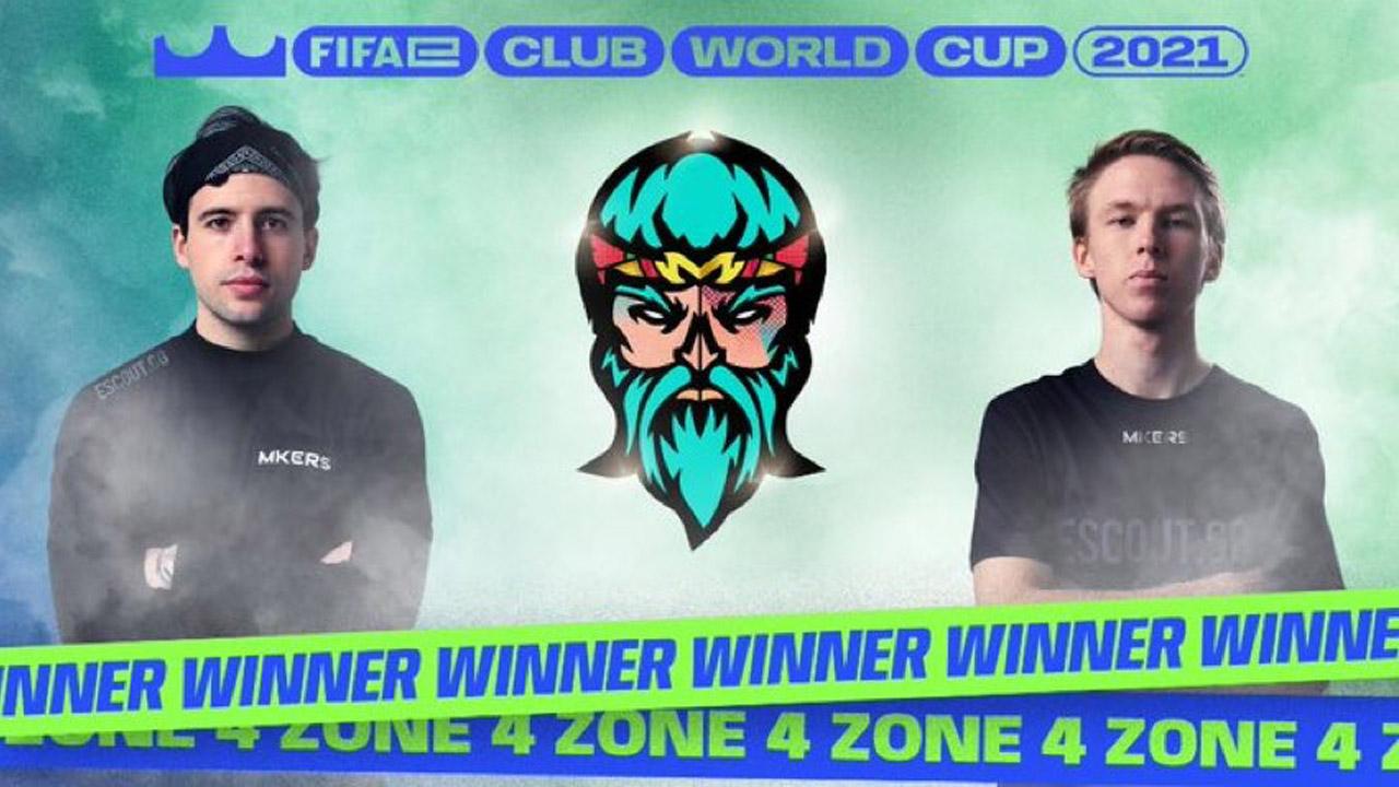 Mkers è il primo team italiano a raggiungere e vincere la finale della FIFA eClub World Cup thumbnail