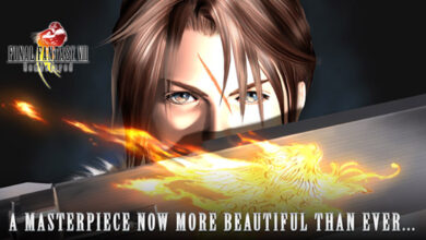 final fantasy viii remastered android ios