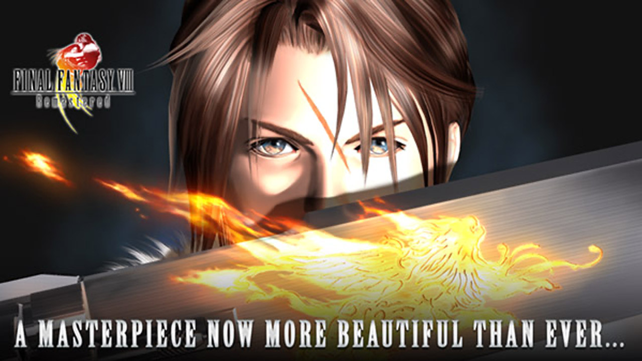 Final Fantasy VIII Remastered è ora disponibile su Android e iOS thumbnail
