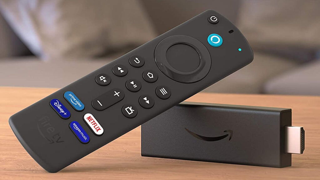 fire tv stick 2021 - video party prime video