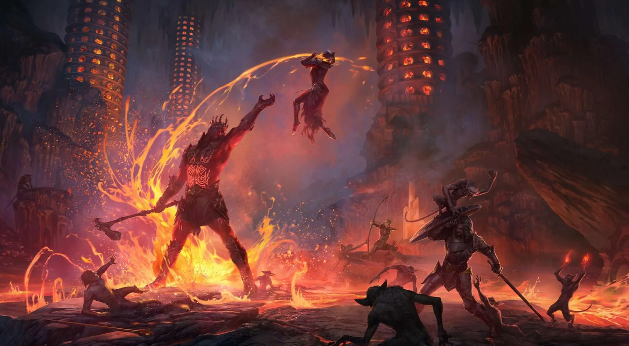 The Elder Scrolls Online: l'Oblivion si avvicina thumbnail