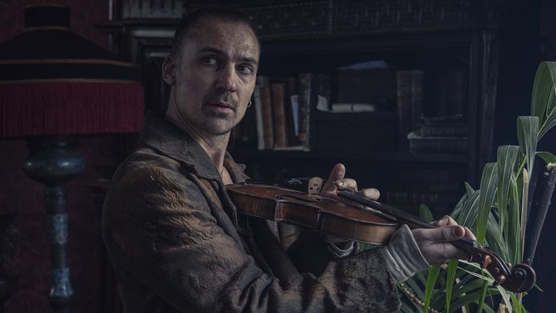 Sherlock Holmes nella serie gli irregolari di baker street