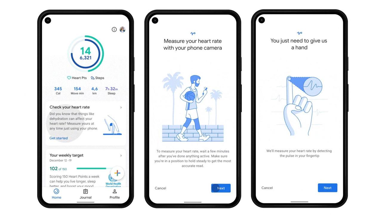 Google Fit introduce due particolari funzionalità per monitorare la propria salute thumbnail