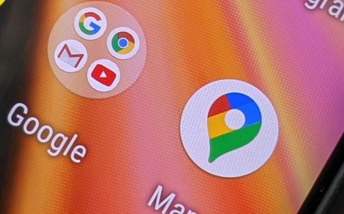 google maps installare app