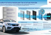 Honda filtro
