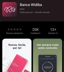 huawei appgallery banca widiba app