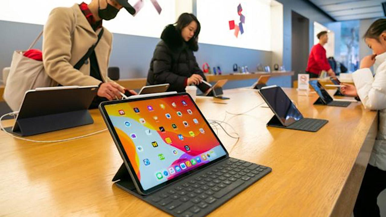 I nuovi iPad Pro saranno dotati di porta Thunderbolt thumbnail