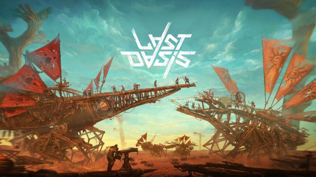 last oasis macchine