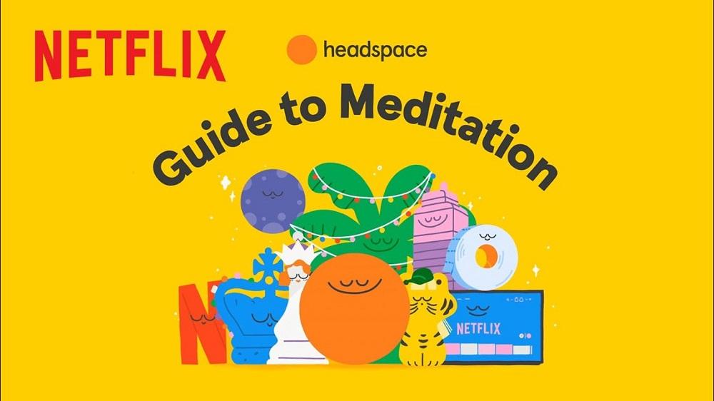 serie TV originale di Netflix, le guide di Headspace