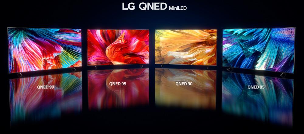 linea TV LG 2021 QNED