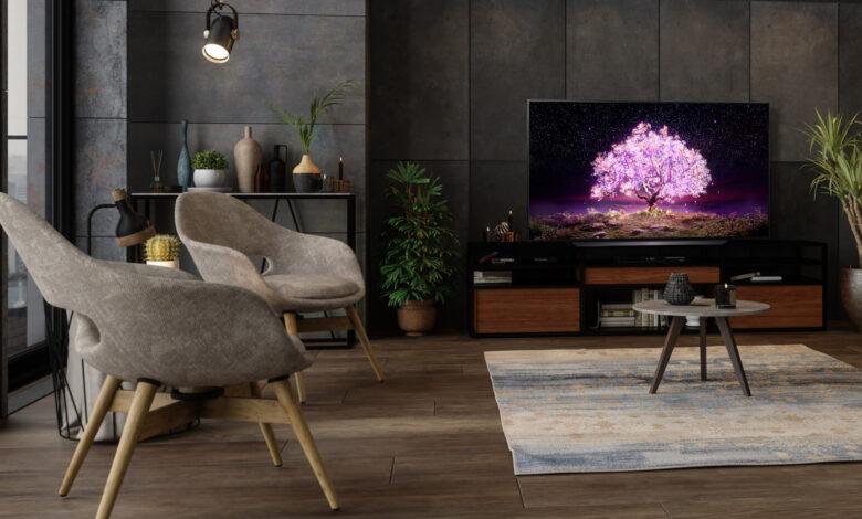 linea TV LG 2021 copertina