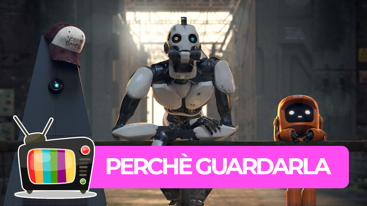 Love, Death & Robots, vari stili ed emozioni - Perché guardarla? thumbnail