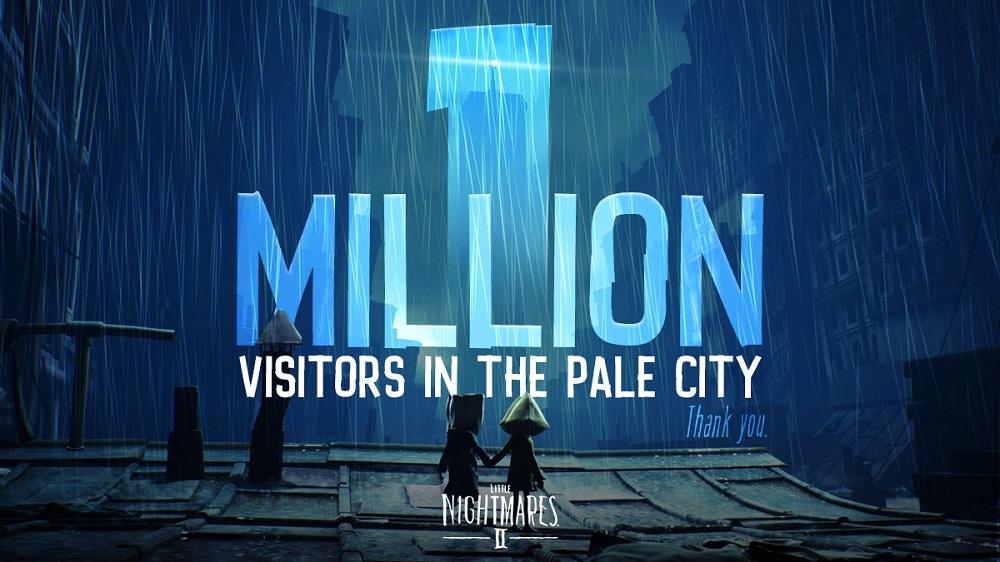 Little Nighmares 2 raggiunge il milione di copie