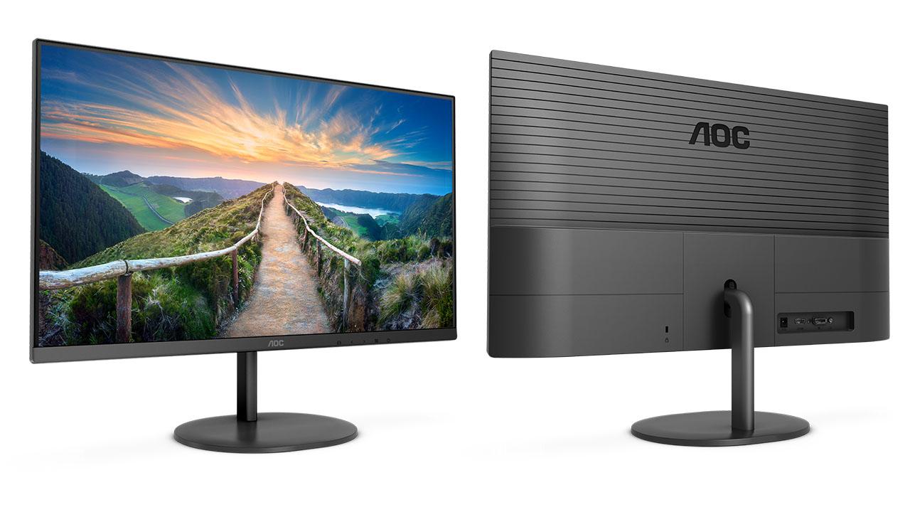 AOC presenta i nuovi monitor della serie V4 thumbnail