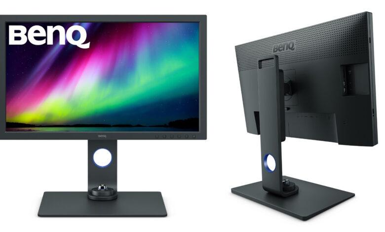 monitor professionale BenQ SW271C
