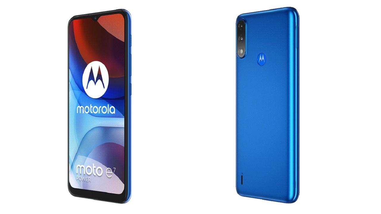 La nuova famiglia di smartphone Moto e7 Power ha una batteria da record thumbnail