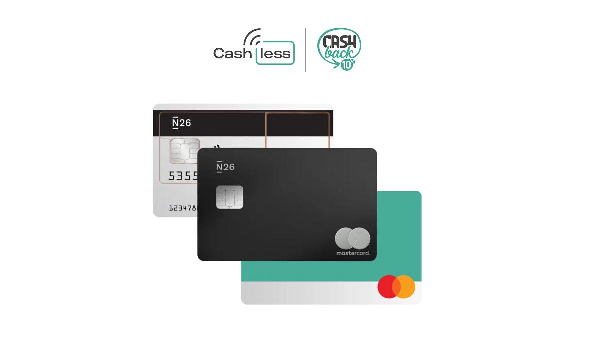 N26 Cashless è il nuovo concorso a premi della mobile bank thumbnail