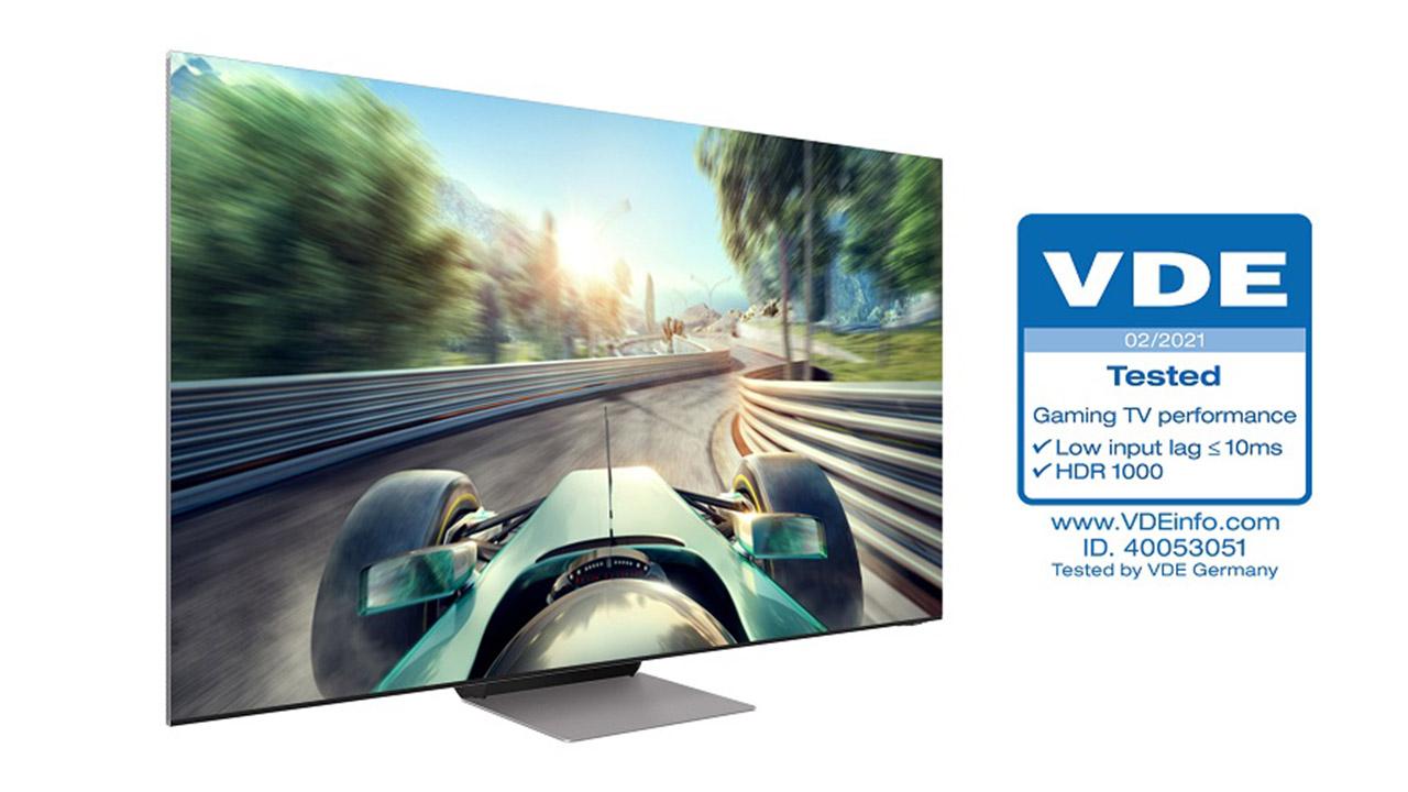 neo QLED gaming TV Samsung
