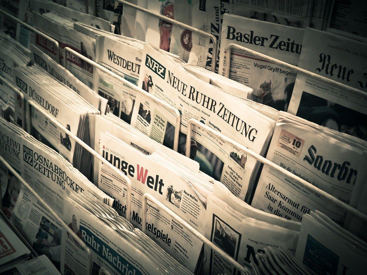 Com'è cambiato: il giornalismo e l'informazione, dalla carta stampata ai social network thumbnail