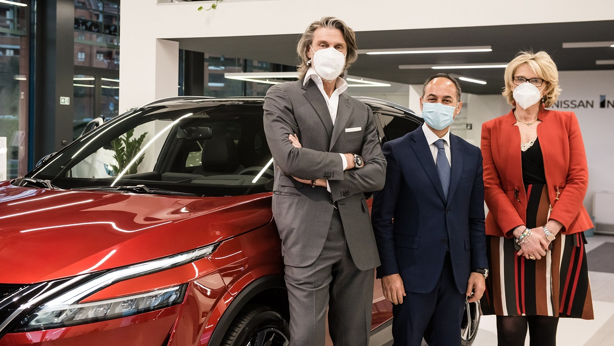 Nissan Renord apre una nuova sede a Milano thumbnail