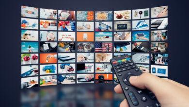 numeri streaming italia televisore