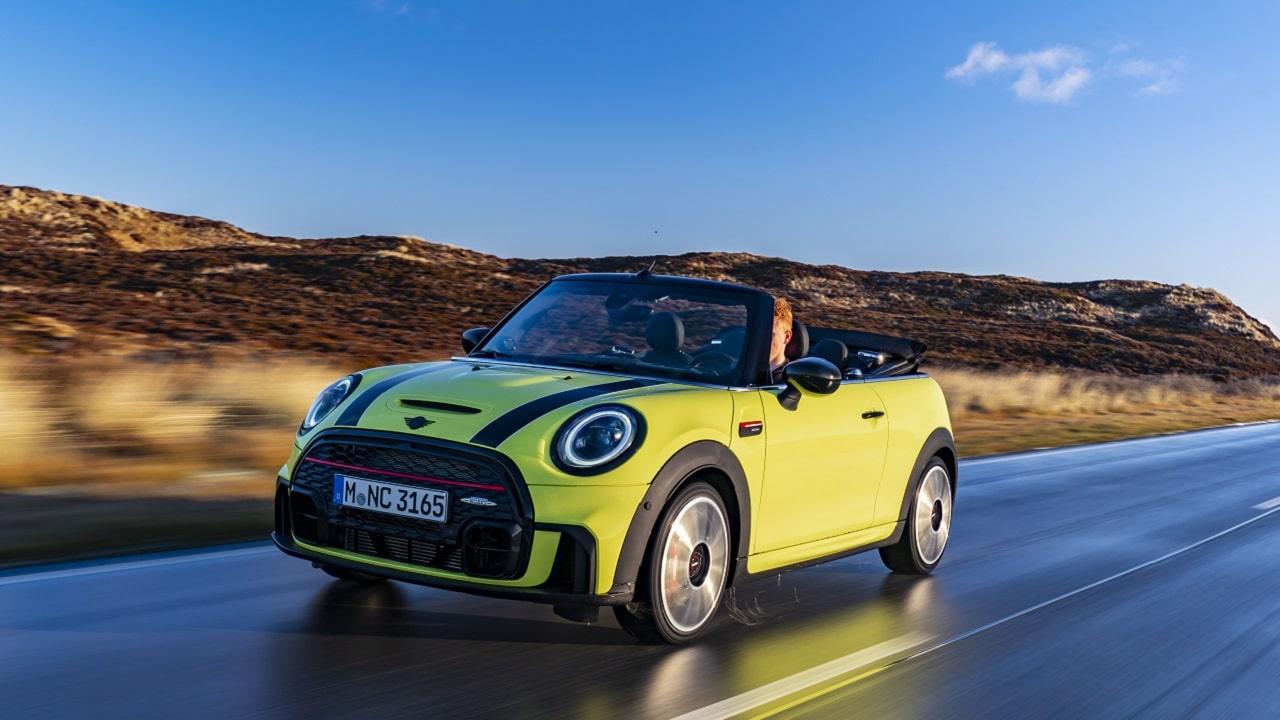 Arriva la Nuova Mini Cabrio e apre nuovi orizzonti thumbnail