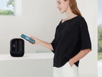 nuovo smart speaker huawei - huawei sound