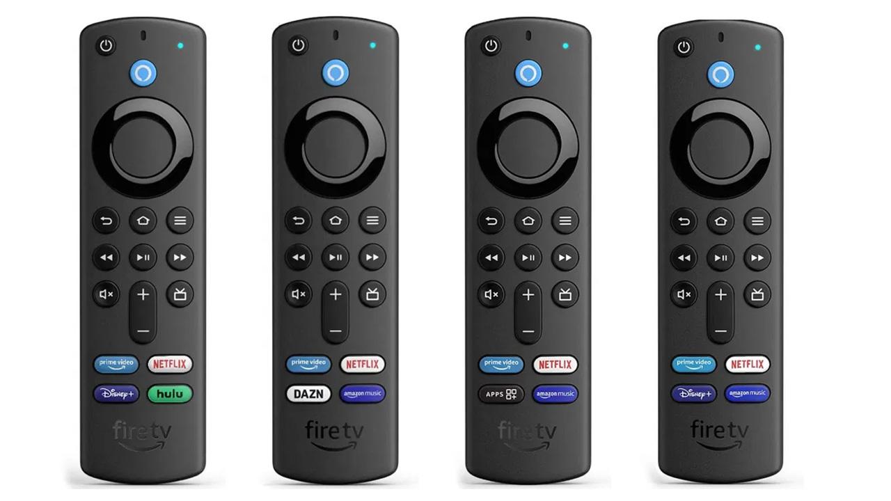 Nuovo telecomando Fire TV