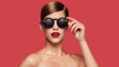 occhiali realtà aumentata Snap