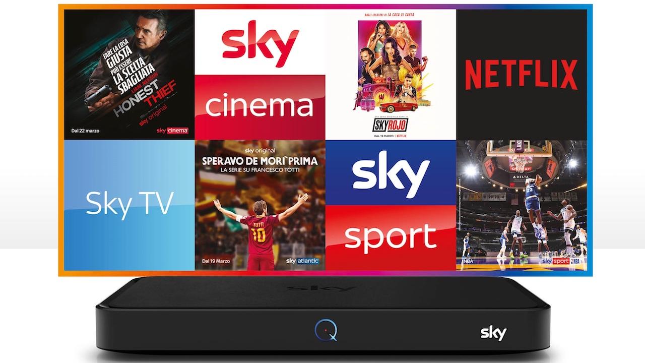 """Prova Sky Q"", la nuova offerta superconveniente di Sky thumbnail"