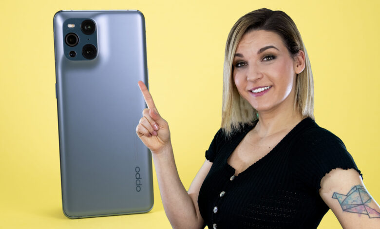 Oppo Find X3 Pro recensione