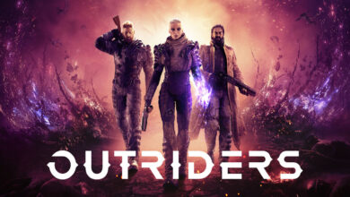 Outriders trailer animato personaggi