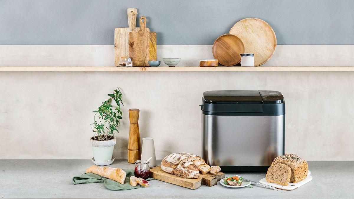 Panasonic presenta la nuova gamma di macchine per il pane thumbnail