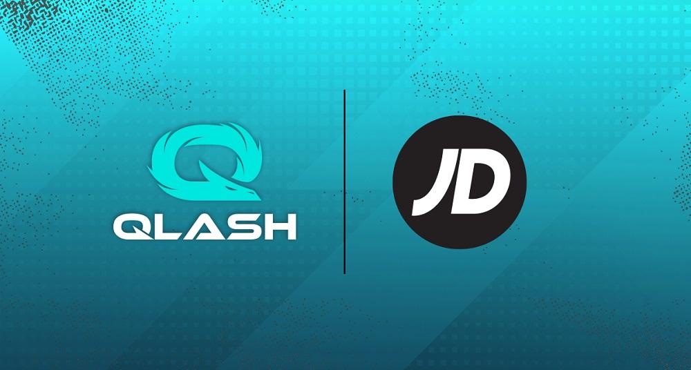 JD Sports e Qlash presentano la maglietta ufficiale dei team thumbnail
