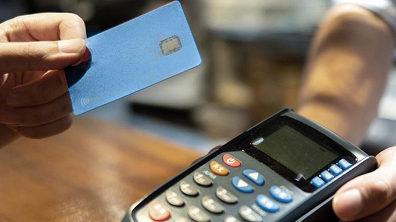 pagamento con carta pos