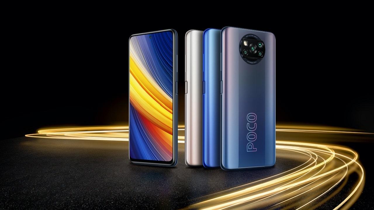 POCO presenta due nuovi smartphone: POCO F3 e X3 Pro thumbnail