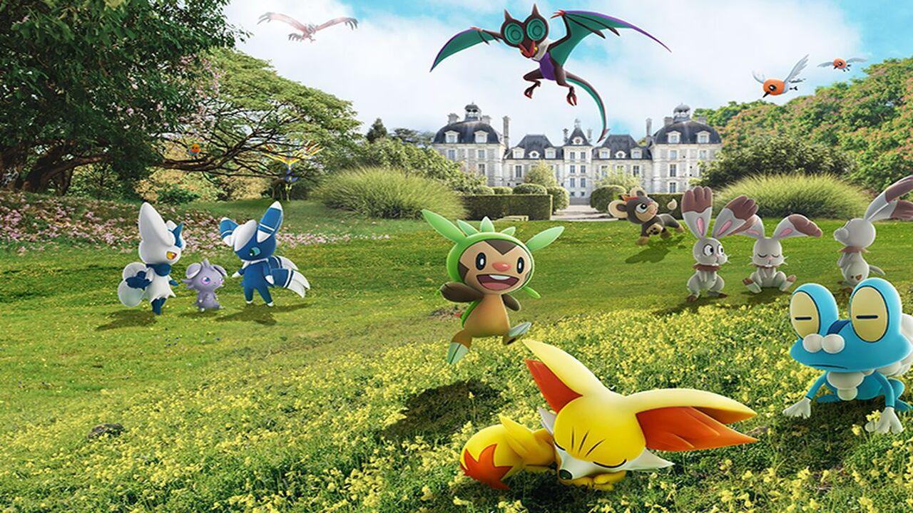 Tutto pronto per l'evento del pesce d'aprile di Pokémon Go thumbnail