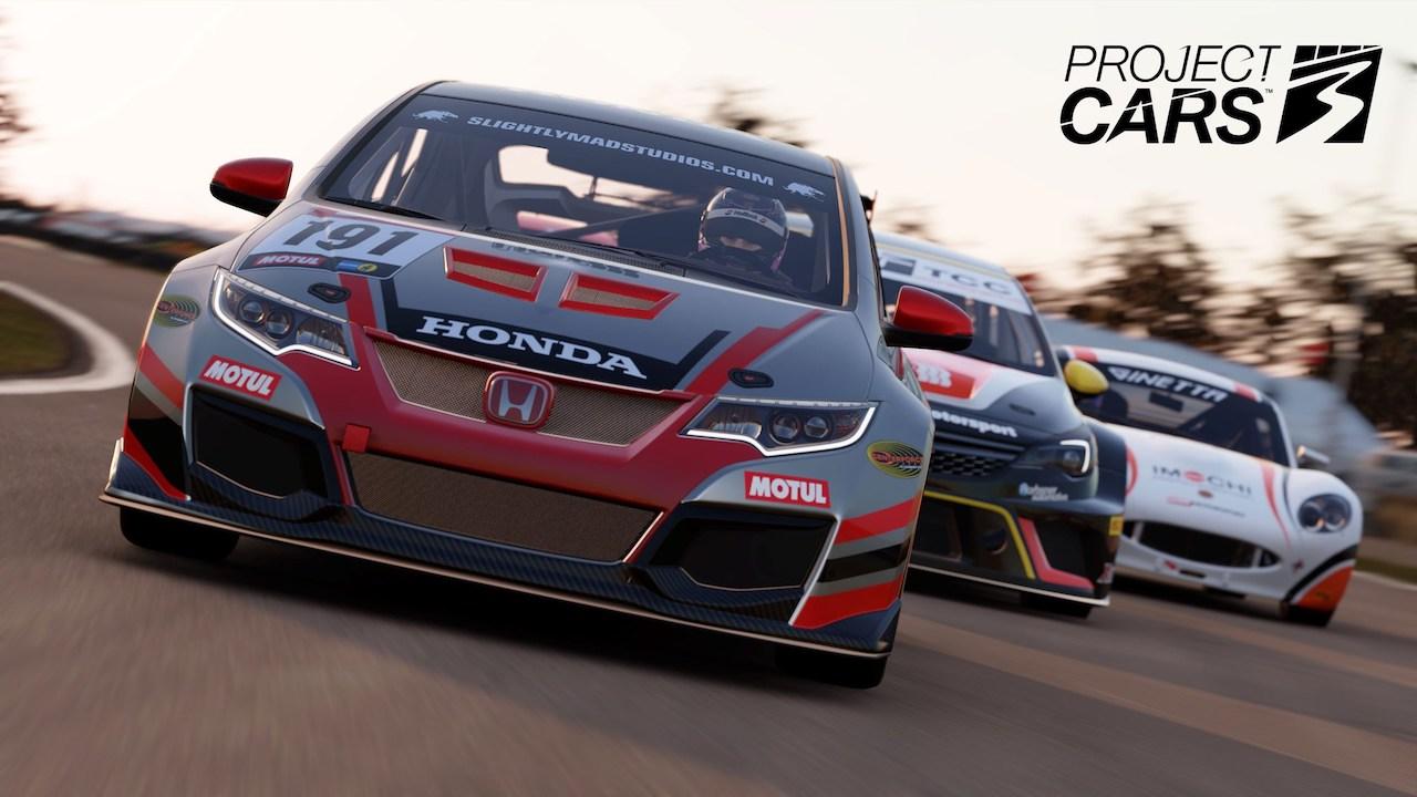 """È disponibile il DLC """"Power Pack"""" di Project CARS 3 thumbnail"""
