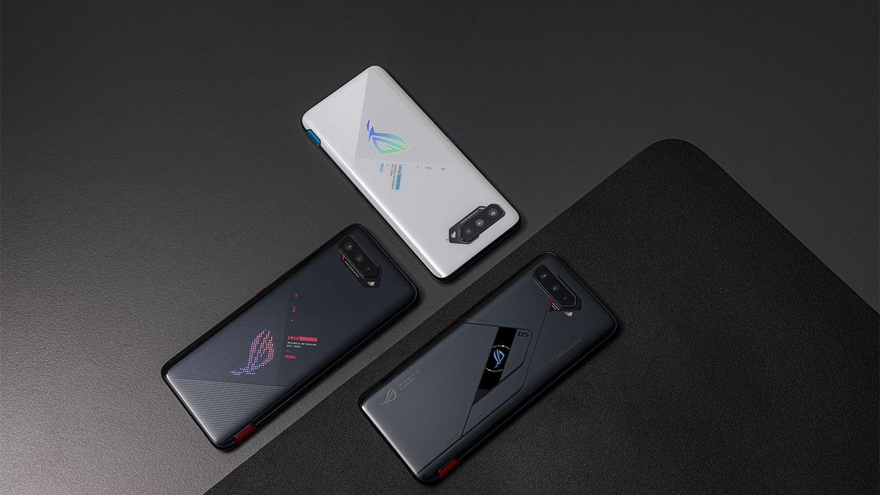 ROG Phone 5, presentata la nuova serie di smartphone da gaming thumbnail