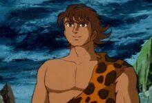Ryu ragazzo delle caverne