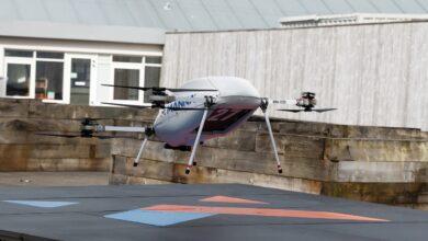 samsung consegna droni irlanda