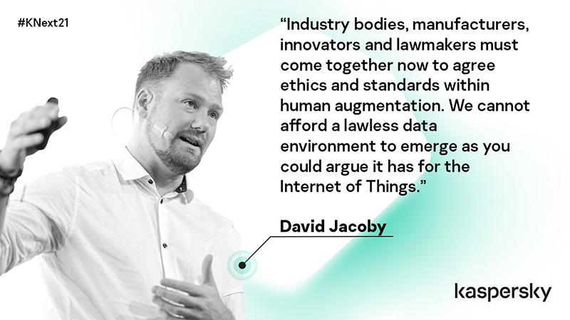 david jacoby dichiarazione sicurezza informatica body augmentation