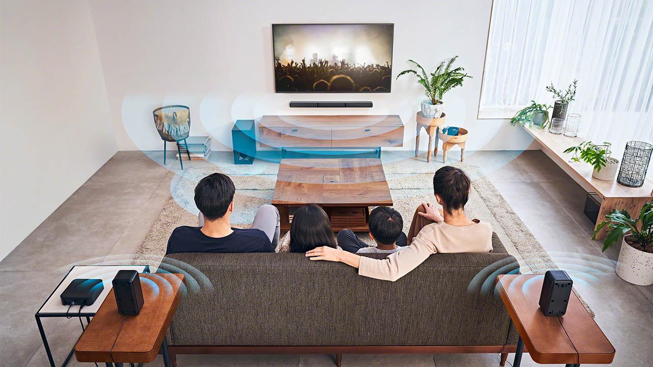 Sistema home cinema Sony - HT-S40R