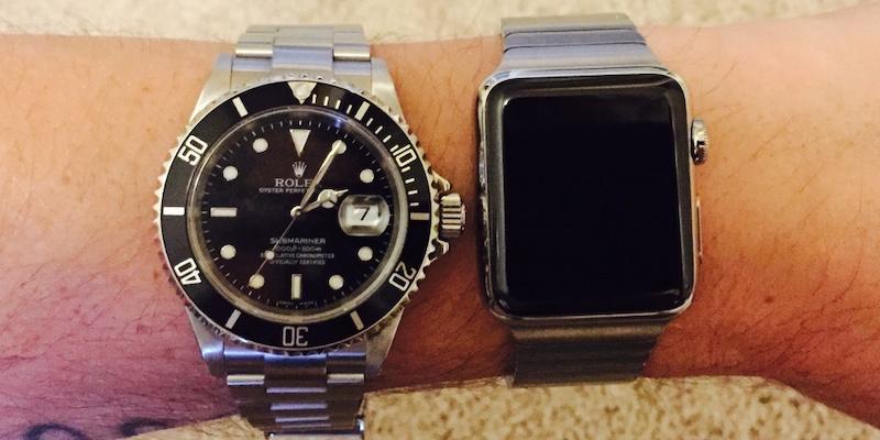 smartphone vs orologio tradizionale